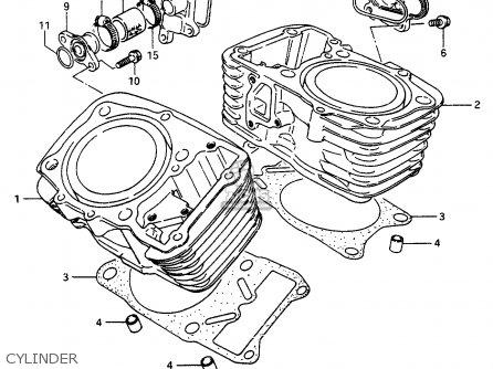 Suzuki VS800GL 1996 (T) (E02 E04 E17 E18 E22 E25 E34 E37