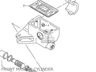 Suzuki Vs800gl Intruder 1992 (n) Usa (e03) parts list