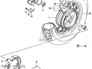 Suzuki Vs800gl Intruder 1999 (x) Usa (e03) parts list
