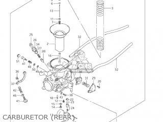 Suzuki VS800GL INTRUDER 2003 (K3) USA (E03) parts lists