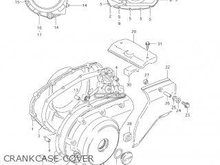 Suzuki Vs800gl Intruder 2003 (k3) Usa (e03) parts list