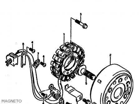 Suzuki Vx800 1992 (un) parts list partsmanual partsfiche