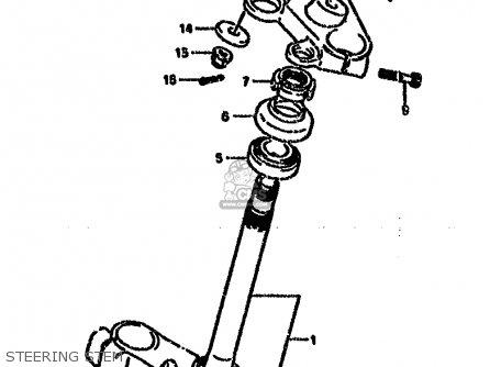 Suzuki VX800 1994 (R) (E02 E04 E18 E21 E22 E24 E25 E34