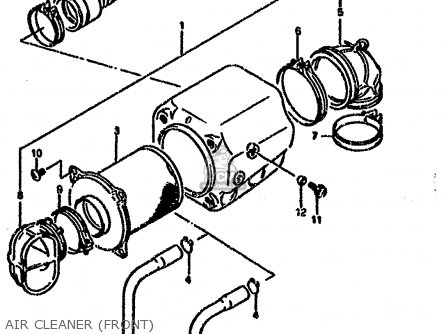 Suzuki Vx800u 1996 (t) (e22) parts list partsmanual partsfiche