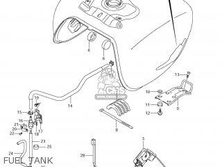 Suzuki VZ1500 BOULEVARD M90 2009 (K9) USA CALIFORNIA (E03