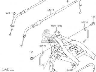 Suzuki Vz1600 Boulevard M95 2005 (k5) Usa (e03) parts list
