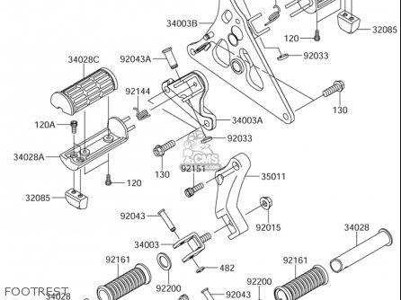 Suzuki Vz1600 Marauder 2004 E33; M95 2005 E33 (usa) parts
