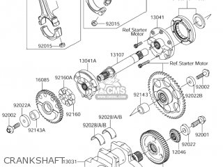 Suzuki Vz1600 Marauder 2004 (k4) Usa (e03) parts list