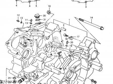Suzuki VZ800 1997 (V) (E02 E04 E17 E18 E22 E24 E25 E34