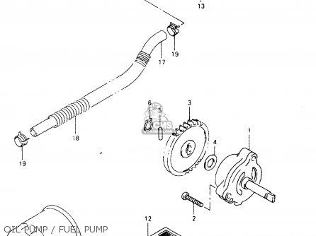 Suzuki Vz800 1997 (v) parts list partsmanual partsfiche
