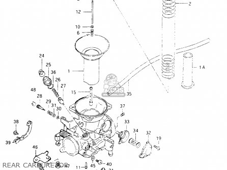 Suzuki Vz800 1998 (w) parts list partsmanual partsfiche