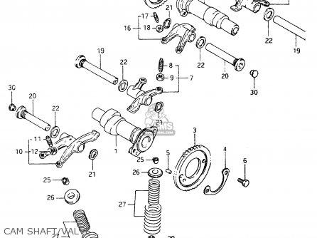 Suzuki Vz800 1999 (x) parts list partsmanual partsfiche