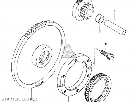 Suzuki Vz800 1999 (x) parts list partsmanual partsfiche