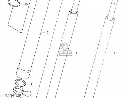 Suzuki VZ800 2000 (Y) parts lists and schematics