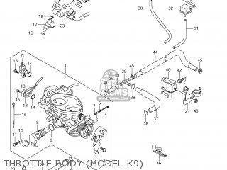 Suzuki VZ800 BOULEVARD M50 2009 (K9) USA CALIFORNIA (E03