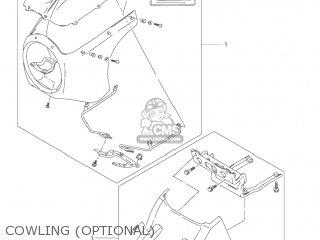 Suzuki VZ800 MARAUDER 2004 (K4) USA (E03) parts lists and
