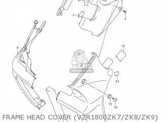 Suzuki Vzr1800 Boulevard M109r 2006 (k6) Usa (e03) parts