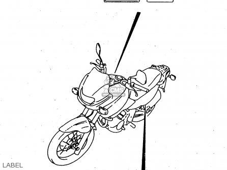 Suzuki XF650 1997 (V) (E02 E04 E17 E18 E22 E24 E25 E34