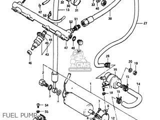 Suzuki XN85D 1983 (D) USA (E03) parts lists and schematics