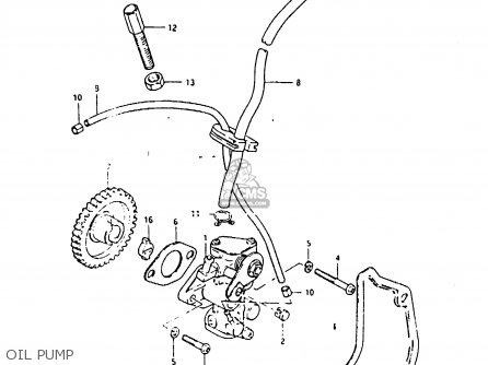 Suzuki ZR50SK 1984 (E) (E02 E16 E21) parts lists and