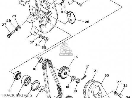 SCREW, FLAT HEAD (8J5) for ET340 TF ENTICER 1982/1983