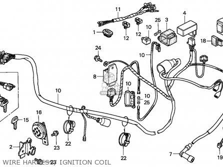 Honda Cb 100 Motorcycle Honda CL350 Motorcycle Wiring