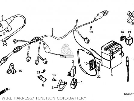 Honda Cg 125 Cdi Wiring Diagram : 31 Wiring Diagram Images