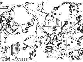 Honda TRX700XX '2008 TRX700XX 2008 Parts