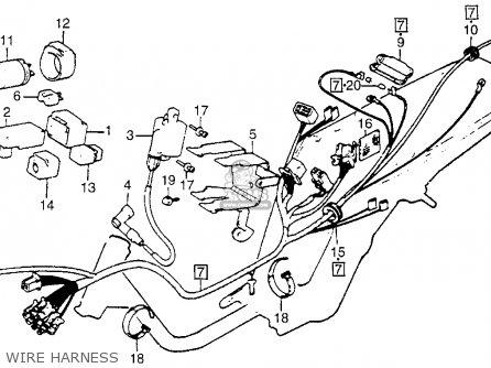 Honda NB50M '84 NB50M Aero 1984 Parts