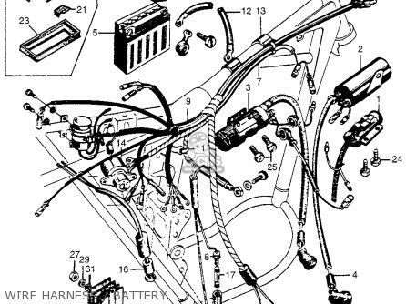 Cb160 Wiring Harness