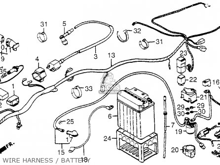 1984 Honda Big Red 200es Wiring Diagram : 39 Wiring