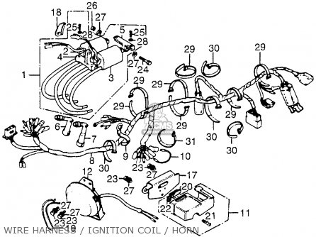 Yamaha Outboard Wiring Harness General Motors Wiring