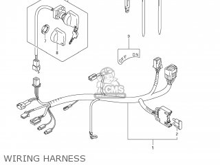 Garmin Wiring Harness. Garmin. Wiring Diagram
