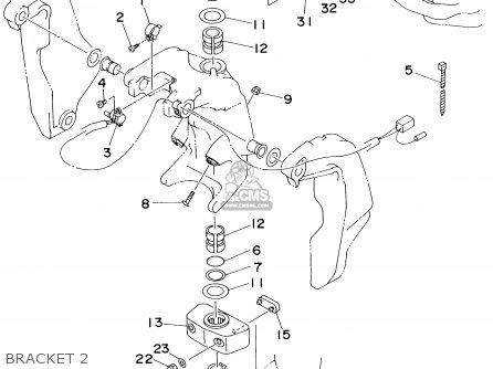 Yamaha 115/130TLRA/115TXRA 2002 parts lists and schematics
