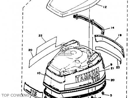 Yamaha 115/130TRQ 1992 parts lists and schematics