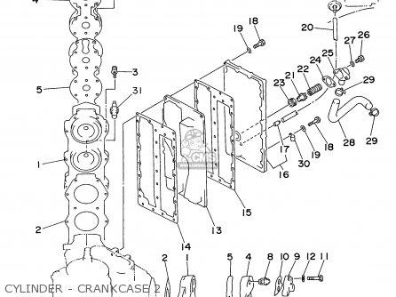 Yamaha 150/175/200/L150/200TRV 1997 parts lists and schematics