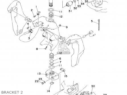 Yamaha 150txrb 2003 parts list partsmanual partsfiche