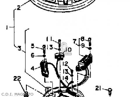 Yamaha 25SN/LN/LN/ESN/ELN 1984 parts lists and schematics
