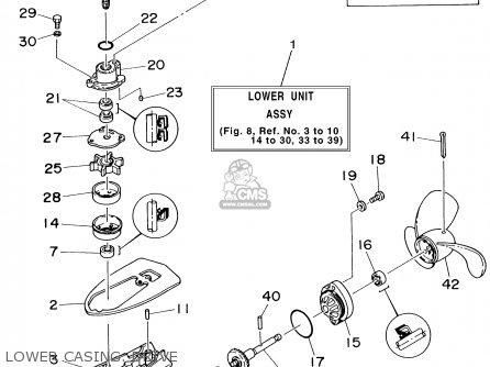 Yamaha 2msha 2002 parts list partsmanual partsfiche