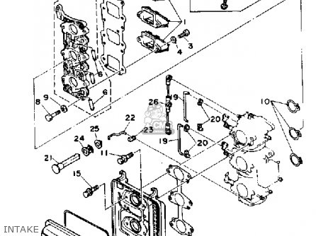 Yamaha 30D 1990/1991 parts lists and schematics