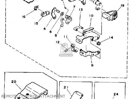Yamaha 30D 1990/1991 parts lists and schematics