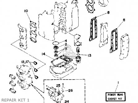 Yamaha 30G 1988 parts lists and schematics