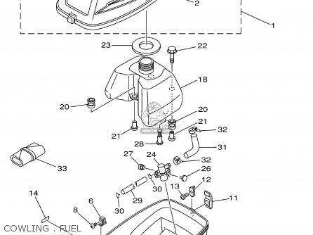 Yamaha 3MSHA 2002 parts lists and schematics