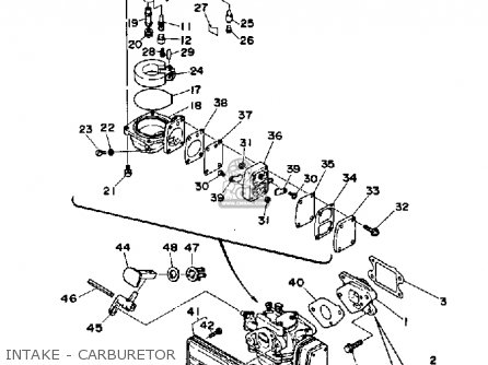 Yamaha 3P 1990/1991 parts lists and schematics