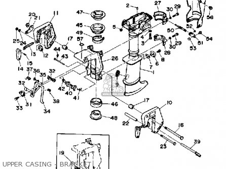Yamaha 3P 1990/1991 parts lists and schematics