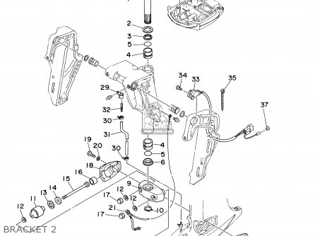 Yamaha 40/50TLRA 2002 parts lists and schematics