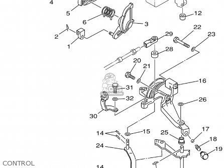 Yamaha 40/50TLRA 2002 parts lists and schematics