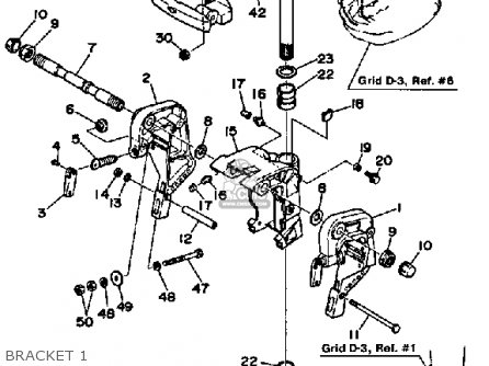 Yamaha 40H/EH/ETH 1987 parts lists and schematics