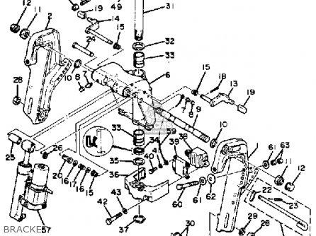 Yamaha 50ETSN/ETLN 1984/1985 parts lists and schematics