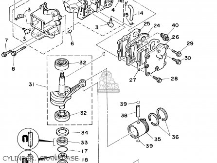 Yamaha 5MSHA 2002 parts lists and schematics